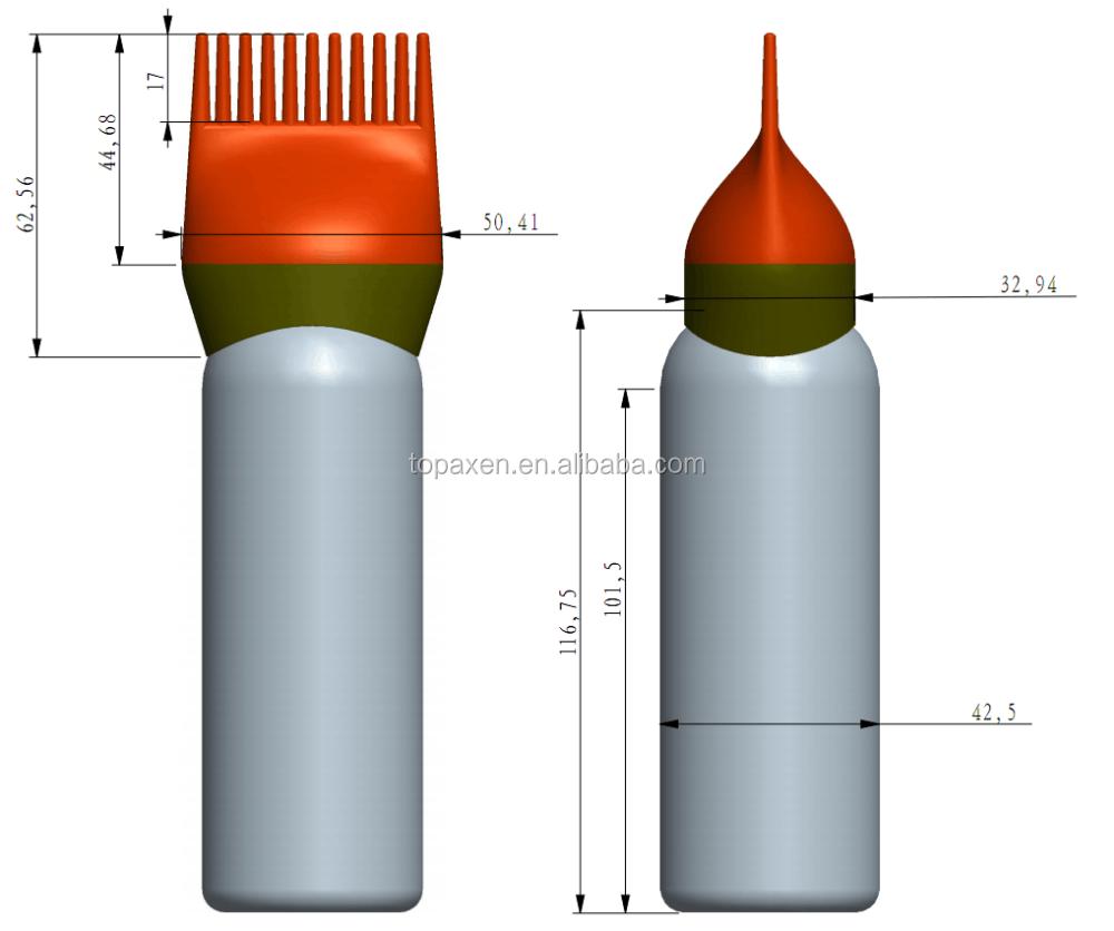 Touch Up Paint Bottles Applicator