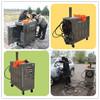 2015 CE 12*4V LPG mobile 20bar auto vapor steam car cleaner, car steam hand wash machine
