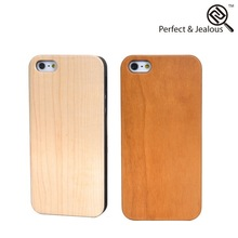 Accessories Stylish wooden phone covers for iphone 5