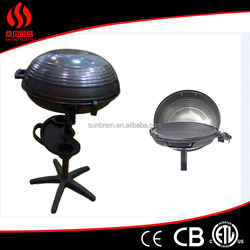 indoor or outdoors use stand electric barbecue grill