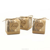 Vintage Love Kraft Favour Boxes perfect as gift box favour box or bomboniere for wedding baby shower or bridal shower