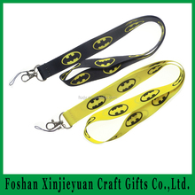 Best selling item ! custom polyester lanyard with clear pvc id card holder for buyer request