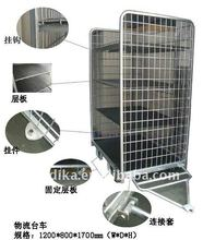 stainless steel mobile roll cages