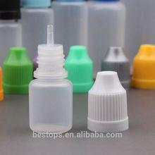 15ml 30ml plastic unicorn bottle ampoule e-cigarette liquid