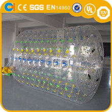 Top Quality Inflatable Water Roller, inflatable water cylinder, inflatable weel water roller for sale
