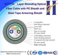 GYTA53 Direct-burial Aerial Outdoor Fiber Optic Cable ----- Communication Cable
