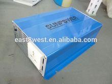 onda senoidal solar inversor 3000W precio puro de fábrica con 12vDC a 110V / 220vAC