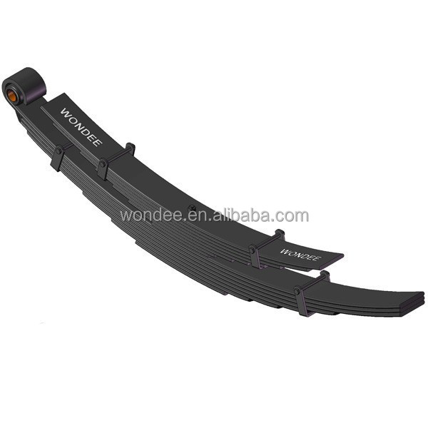 Truck parts conventional heavy duty truck leaf spring buy heavy duty