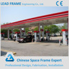 Quality Guarantee Gas Filling Station with Steel Canopy