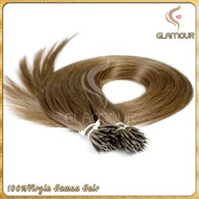 Factory direct customized nano ring hair extension accept sample order