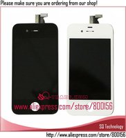Glass Digitizer and LCD Display for iPhone 4S & LCD Repair Assembly China
