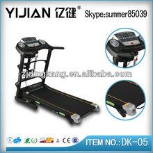 YIJIAN 1.75HP D/C DK-05 Manual Incline Home use Motorized Treadmills