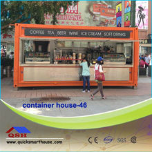mobile container house / container office / office