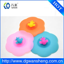 silicone coffee cup cover lid/paper cup dome lid/custom coffee cup lid