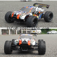 Custom 1/10 nitro car/supercar toy car/free track vehicle Adult toy car