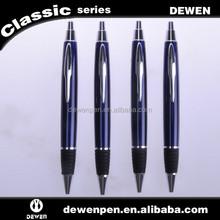 2015 promotional black silicon rubber round hole ball pen logo custom twist ballpoint
