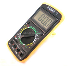 DT-9208A Electronic Instrument Digital Multimeter Avometer Ammeter Voltmeter Temperature Meter Electrical Tester