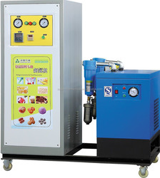 Whole sale price mobile and intelligent nitrogen charging machine for chemical industry