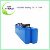Hot sale 8570170 12v 10Ah Lithium Polymer Battery pack