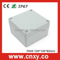 "4""Square galvanized steel electrical box FA60 (120*120*82mm)"