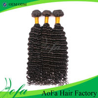 different types nonprocessed wholesale 100% virgin brazilian human hair