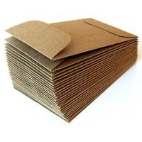 custom colorful printed catalogue paper envelop