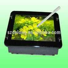 """Computadoras para la venta dl8"""" monitor lcd táctil todo en una computadora mejor hacer en china"""
