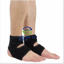 Compression Ankle Brace Ankle Support 1-Pair Open Toe Open Heel