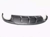 High Quality Carbon Fiber Auto Rear Diffuser for Jaguar XF 2.0 3.0