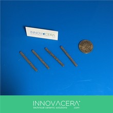Alumina Porous Ceramic Rod/Pin For E-Cigarette/INNOVACERA
