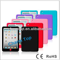 Jelly Bean Silicone Case Cover For iPad Mini