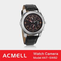 Cool Design 720P 4GB Hidden Watch Camcorder
