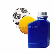 induction heat sealing lid liner seal for pesticides chemical bottle