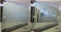 Jinyao smart glass windows LCD privacy glass switchable glass