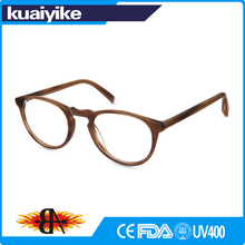 Aviator eyeglasses multi-color frame optical glasses with reading glasses