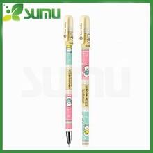 high quality small size light ball pen