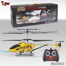 Rc 3.5- canal de la serie de metal helicóptero