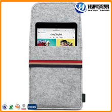 Classic Fashion wool felt protection envelope sleeve bag for all size Apple PADs