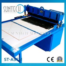 SUNTECH Cloth Square Cutting Table with PLC Controlled