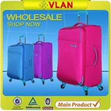 2014 Popular korean Fashion travel clothes car luggage and bags