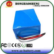 10S5P 18650 Samsung li-ion battery electric bike battery 36v 15ah