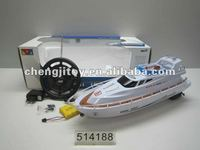 Toys high speed rc model boat yacht for kids