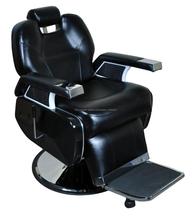 Vintage barber shop a juego silla portátil silla de barbero