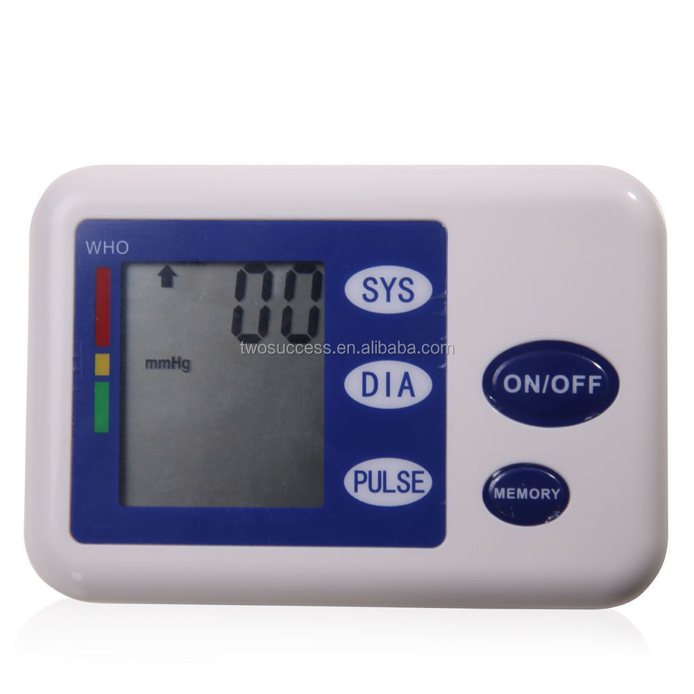 digital wrist blood pressure monitor (2)