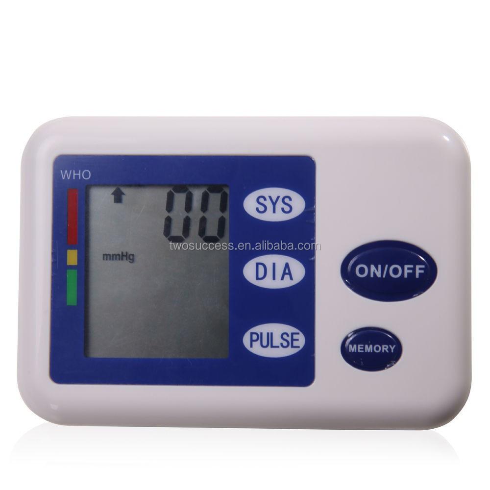 digital wrist blood pressure monitor (2)