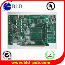 4-layer pcb with 1.6mm board thickness and quick pcb service