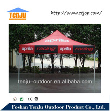 3*3m High quality pop up tent with silk printing