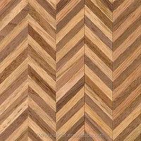 Reclaimed engineered Parquet herringbone plank oak floor