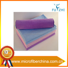 Popular terry microfiber yoga mat towel