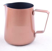 6OZ stainless steel non-stick milk coffee cup